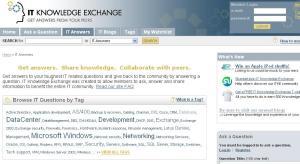 IT Knowledge Exchange