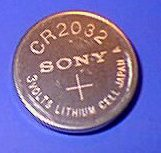 Coin Cell Battery for CMOS