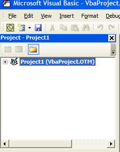 Project Edition in Outlook